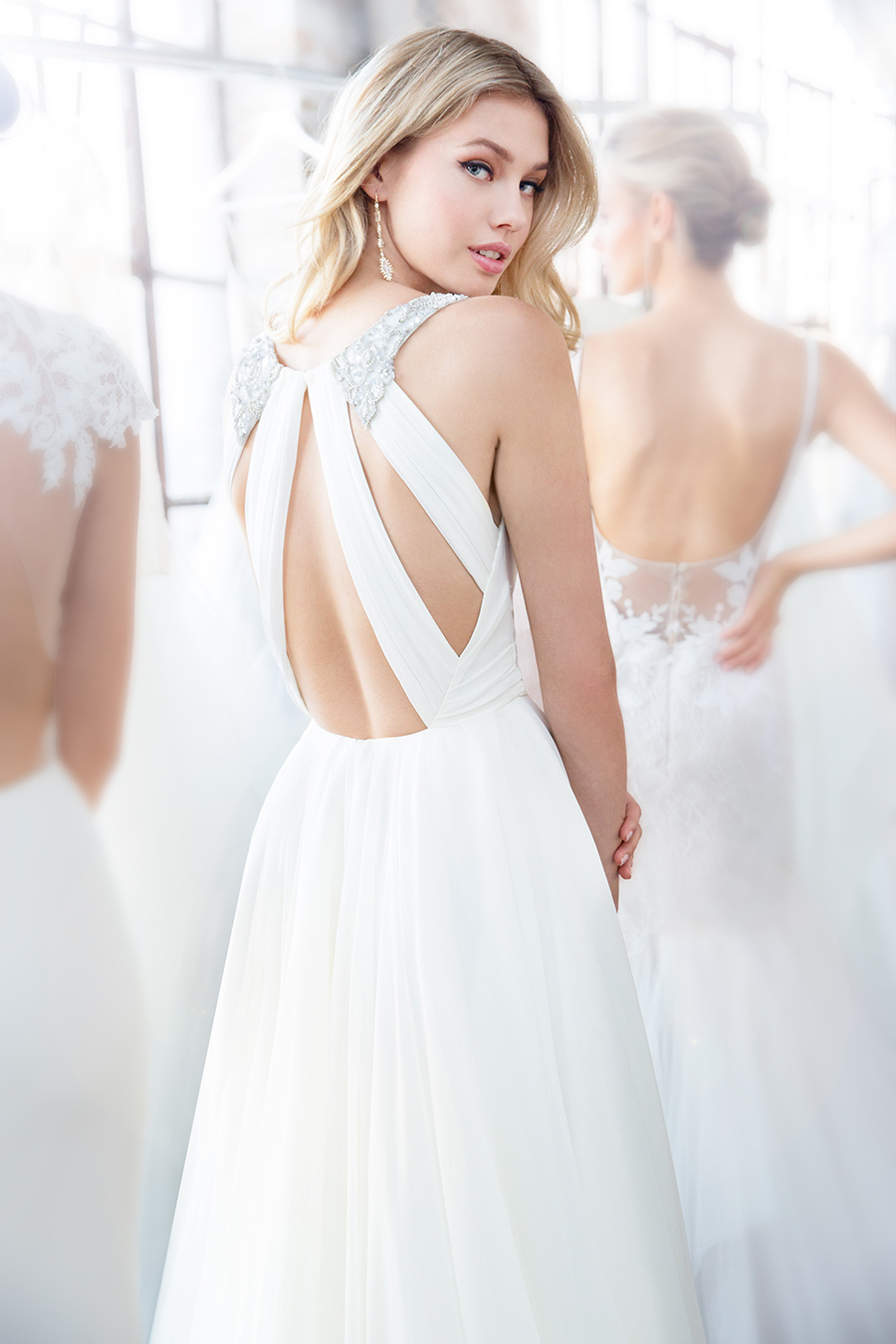 Blush by Hayley Paige Spring 2018 Kona Wedding Dress