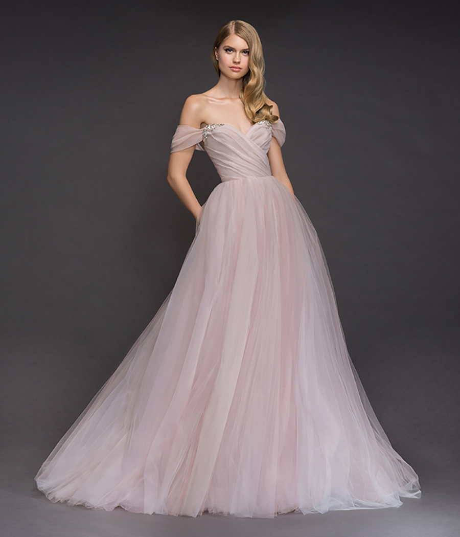 Blush by Hayley Paige Spring 2018 Milo Wedding Dress