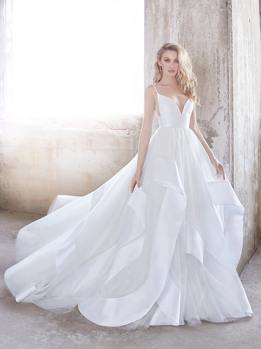 Hayley Paige Spring 2018 Andi Wedding Dress
