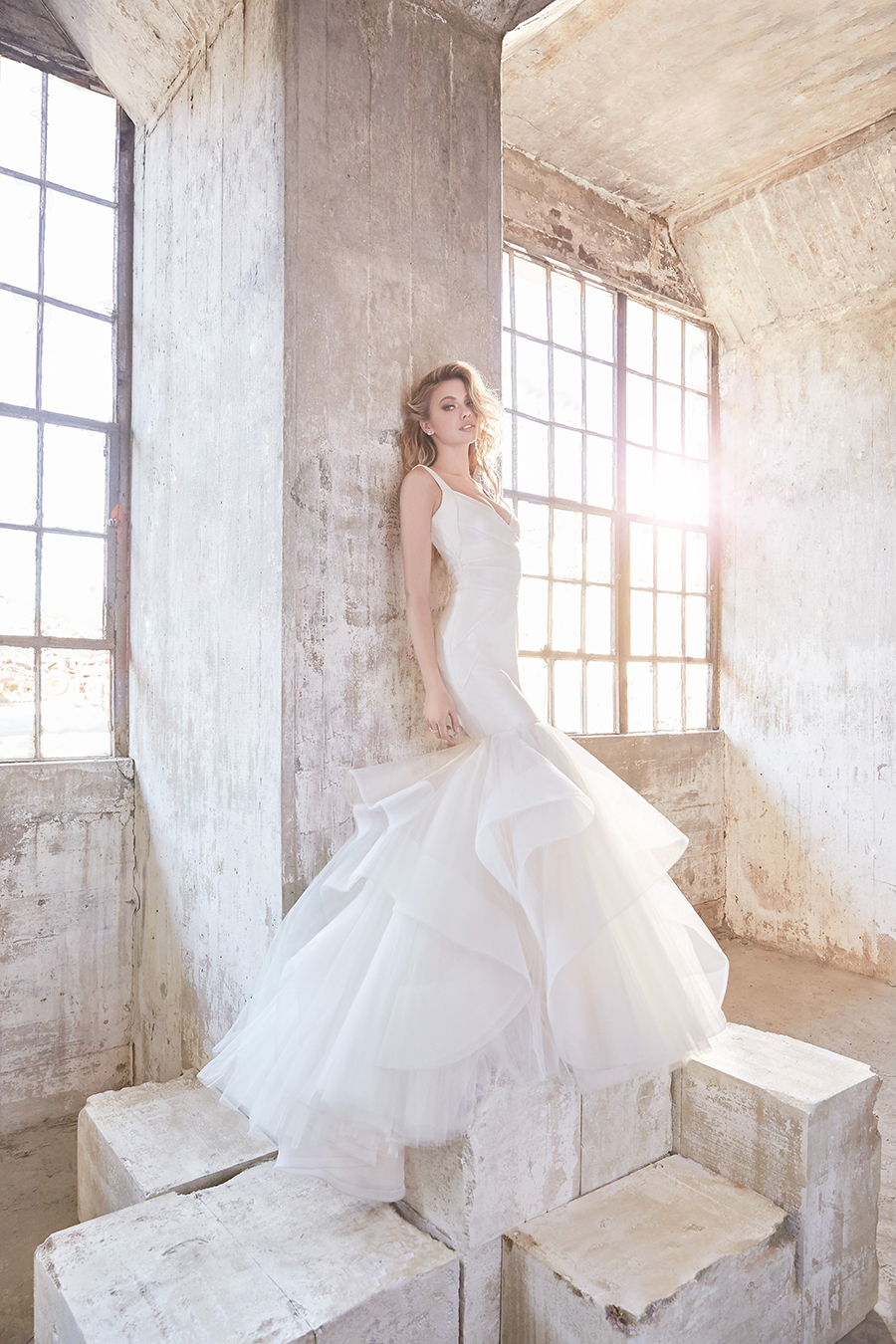 Hayley Paige Spring 2018 Glazer Wedding Dress
