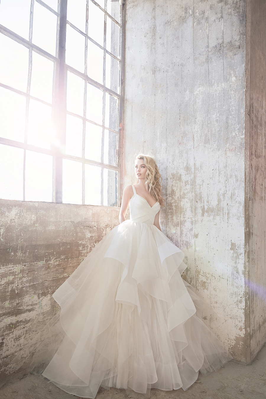 Hayley Paige Spring 2018 Bowie Wedding Dress