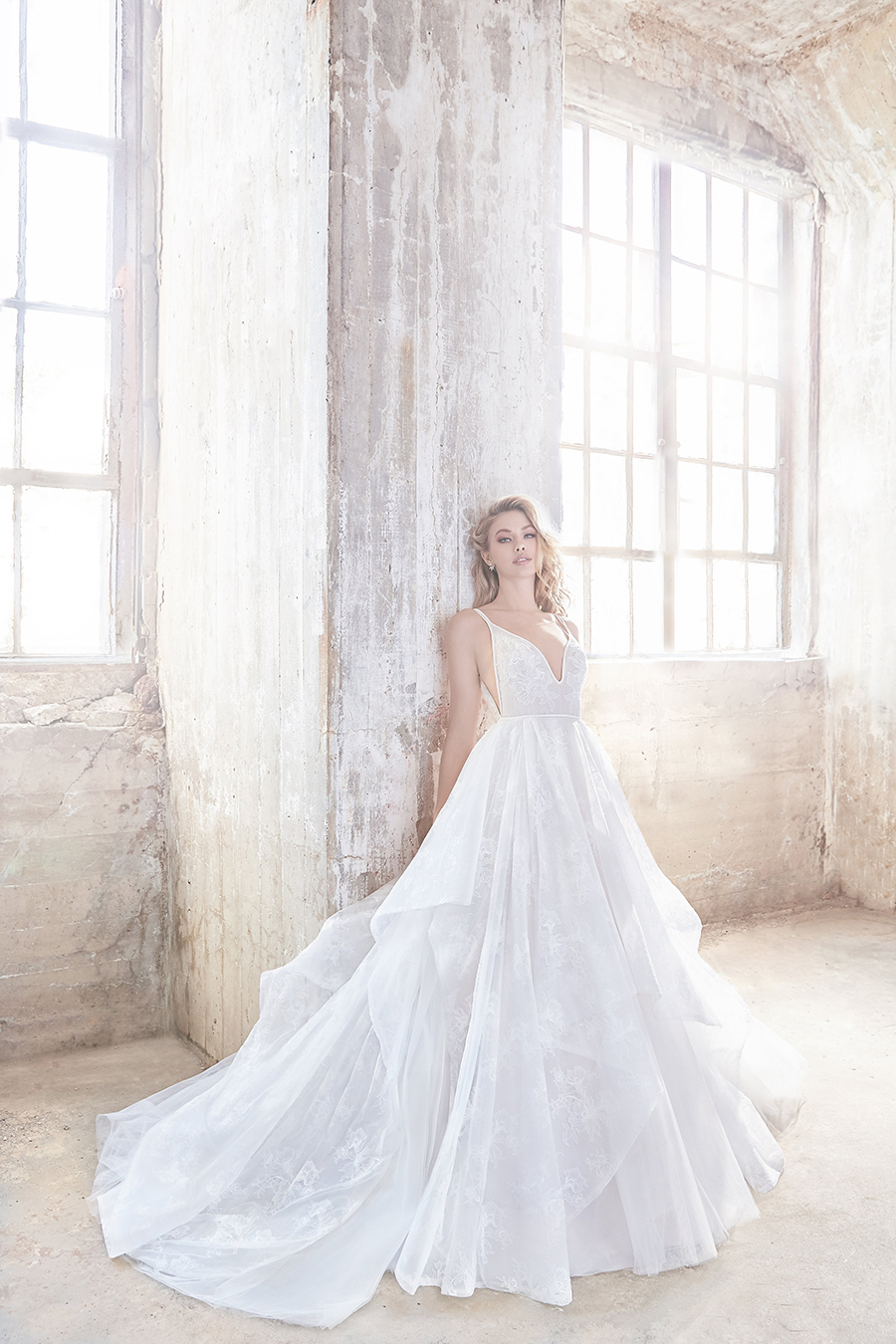 Hayley Paige Spring 2018 Kellan Wedding Dress