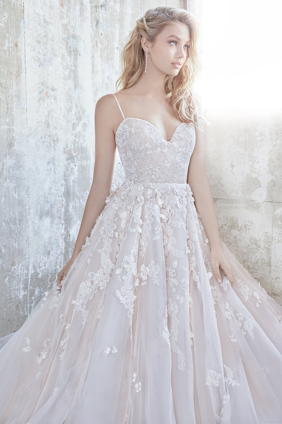 Hayley Paige Spring 2018 Arden Wedding Dress