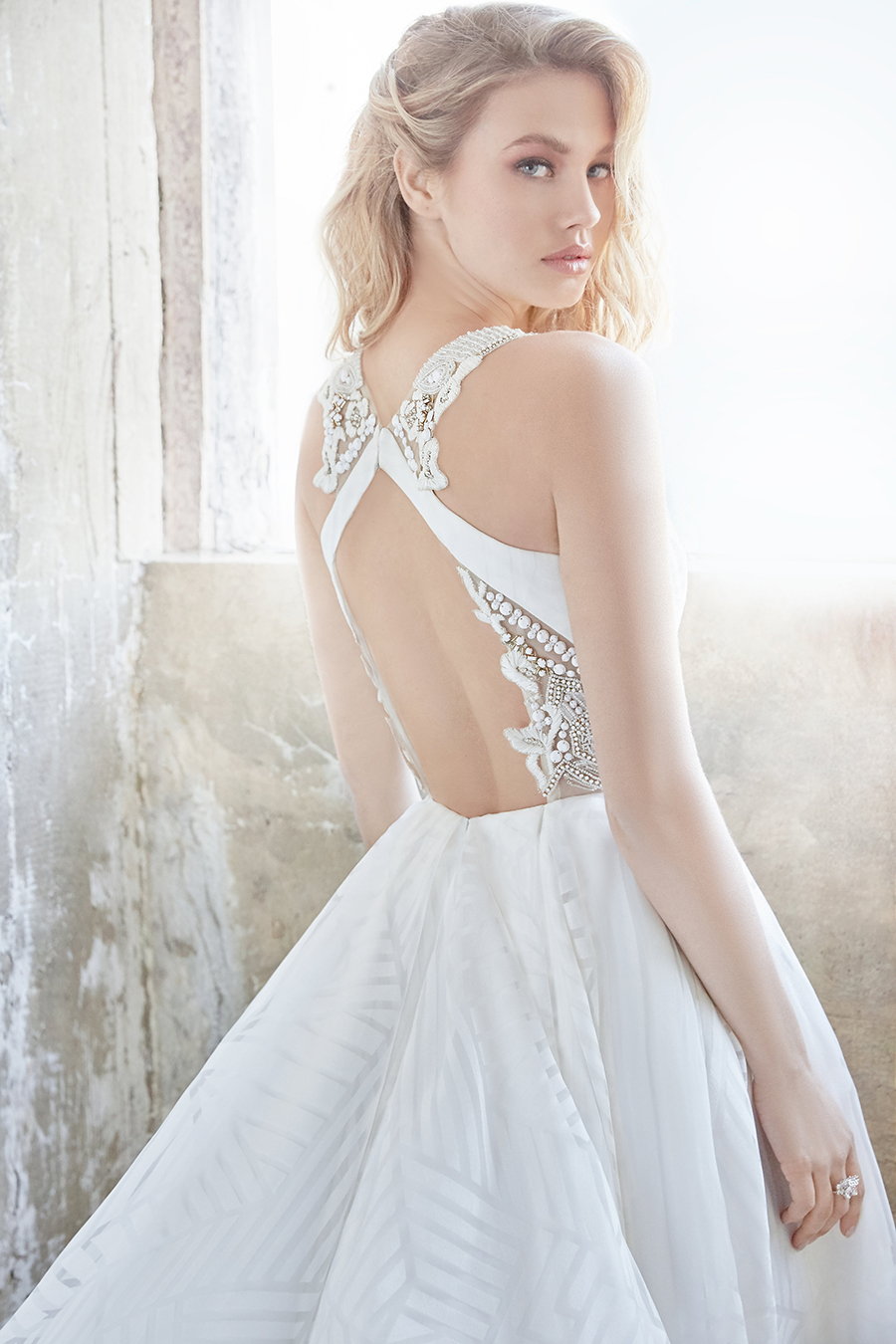 Hayley Paige Spring 2018 Nirvana Wedding Dress