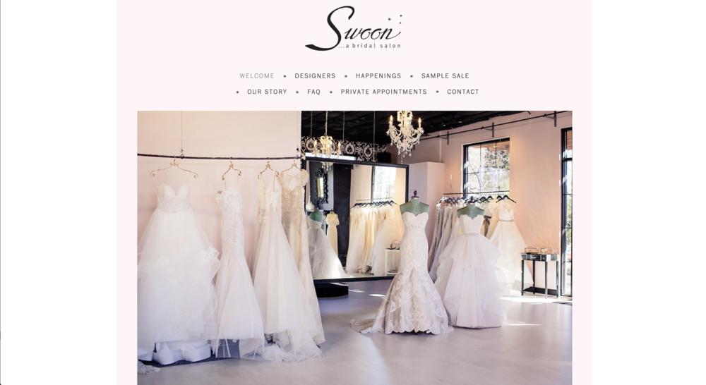 Swoon...a Bridal Boutique