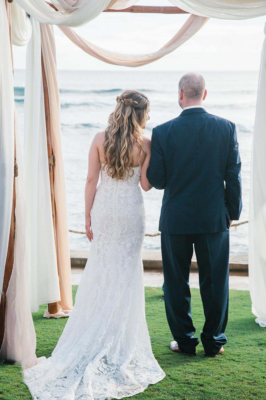 Haute Bride Laya in Isla Wedding Dress from Made With Love Bridal