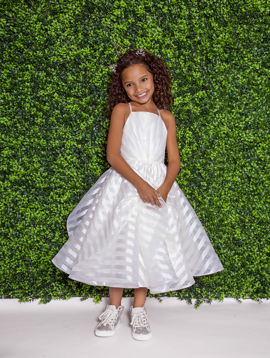 La Petite Hayley Paige Flower Girl Dress - Zazie