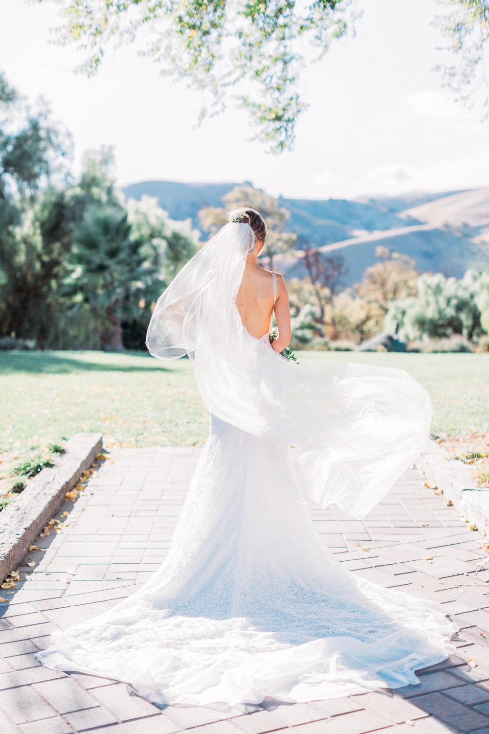 Made With Love Danni Wedding Dress with a Veil