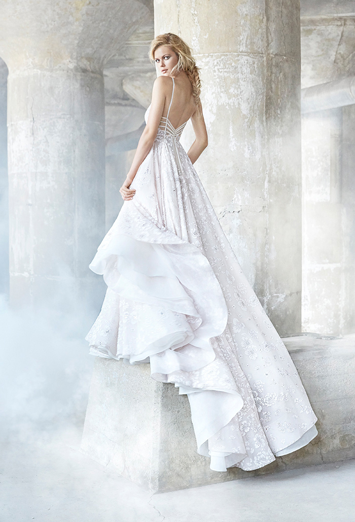Hayley Paige Fall 2017 Reagan Wedding Dress