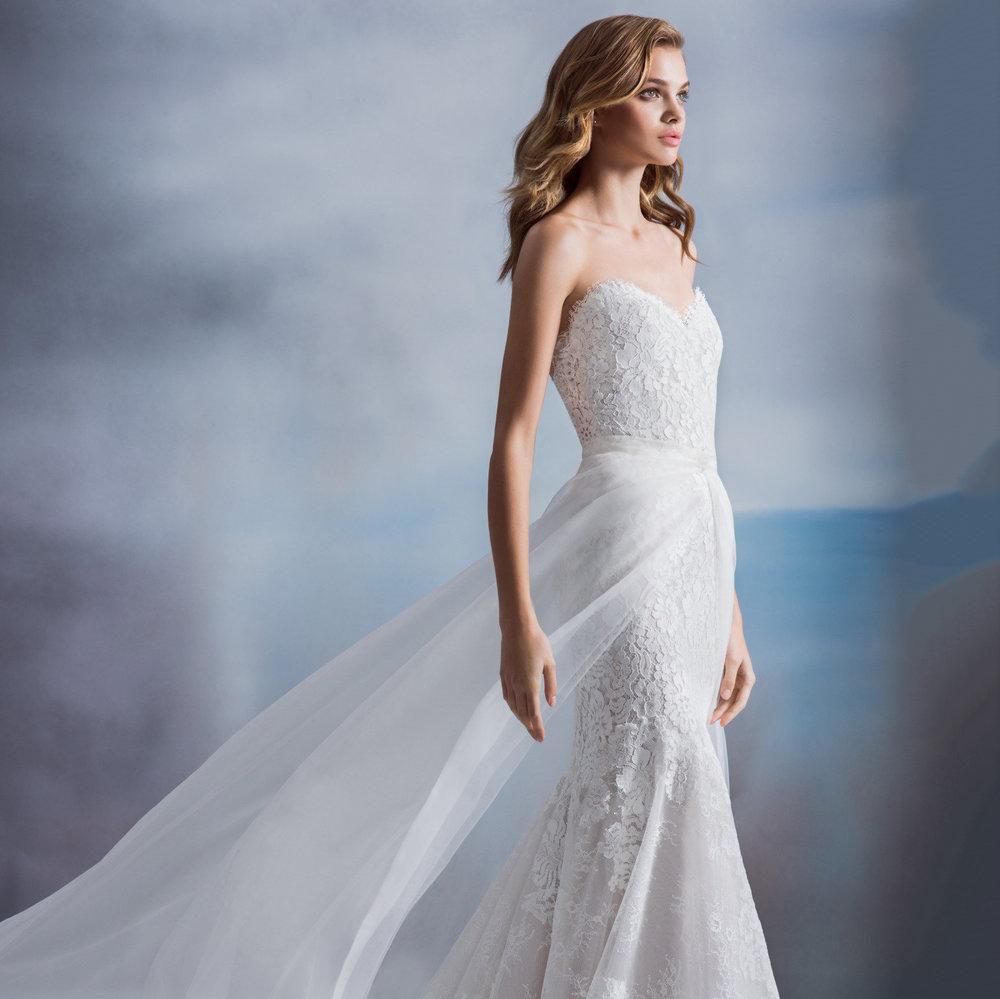 COMING SOON - Allison Webb Devereaux Two Piece Wedding Dress