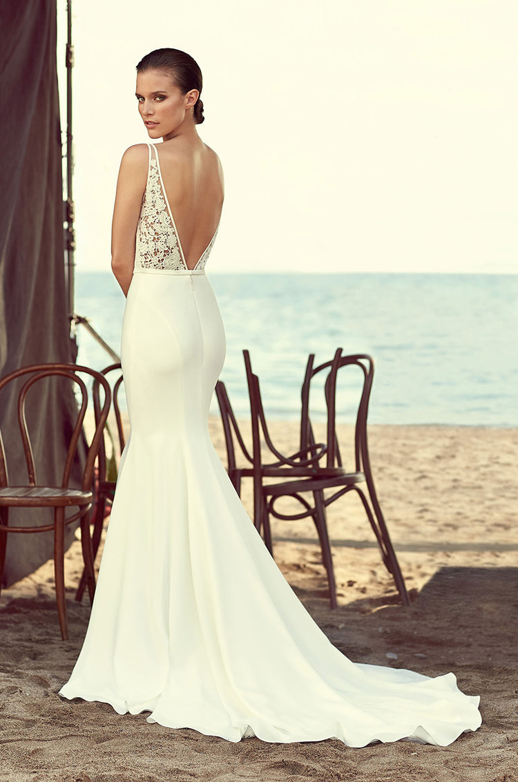 2018 Wedding Dress Trends - Clean and Classic — HAUTE BRIDE™