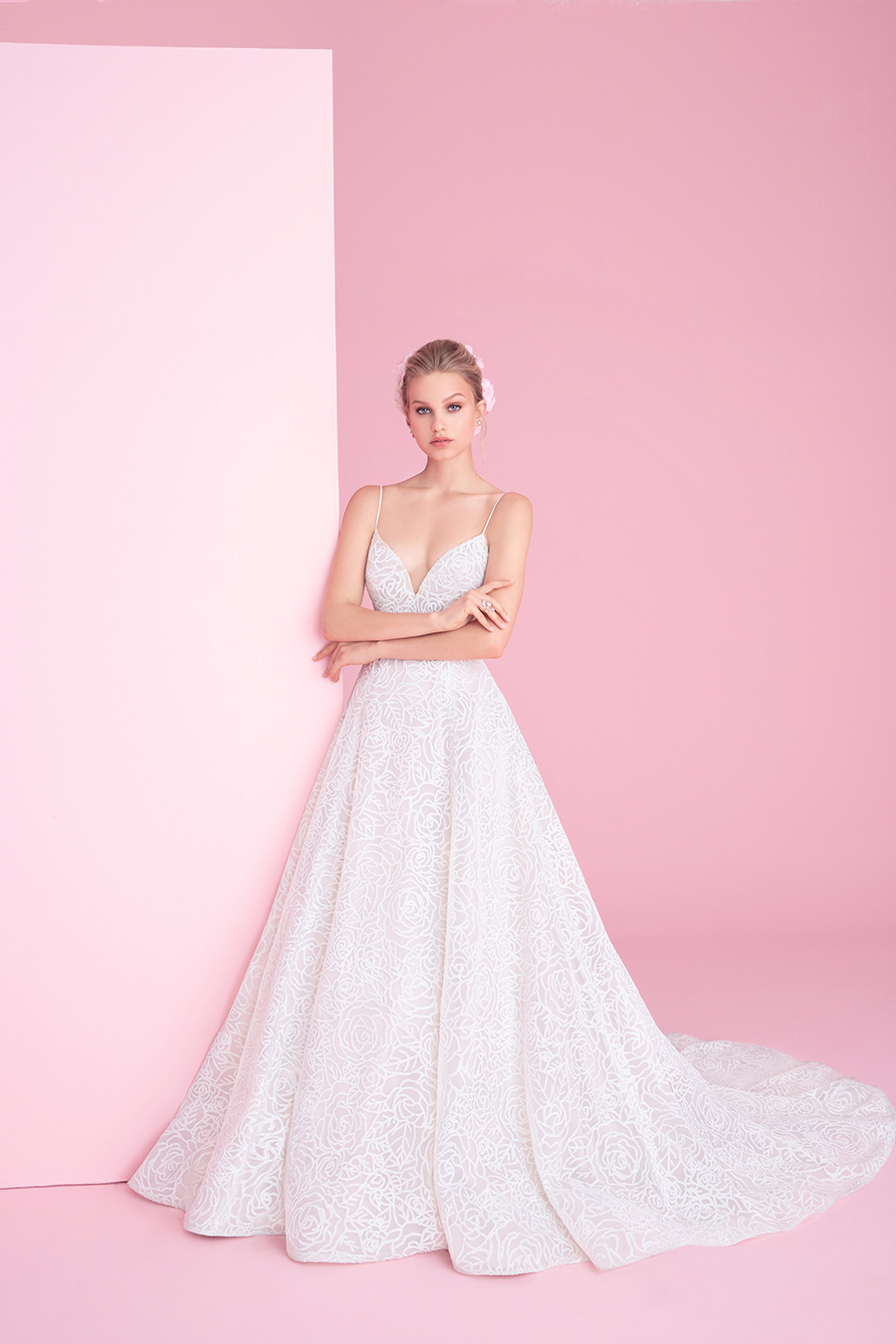 Blush by Hayley Paige Jardin Wedding Dress