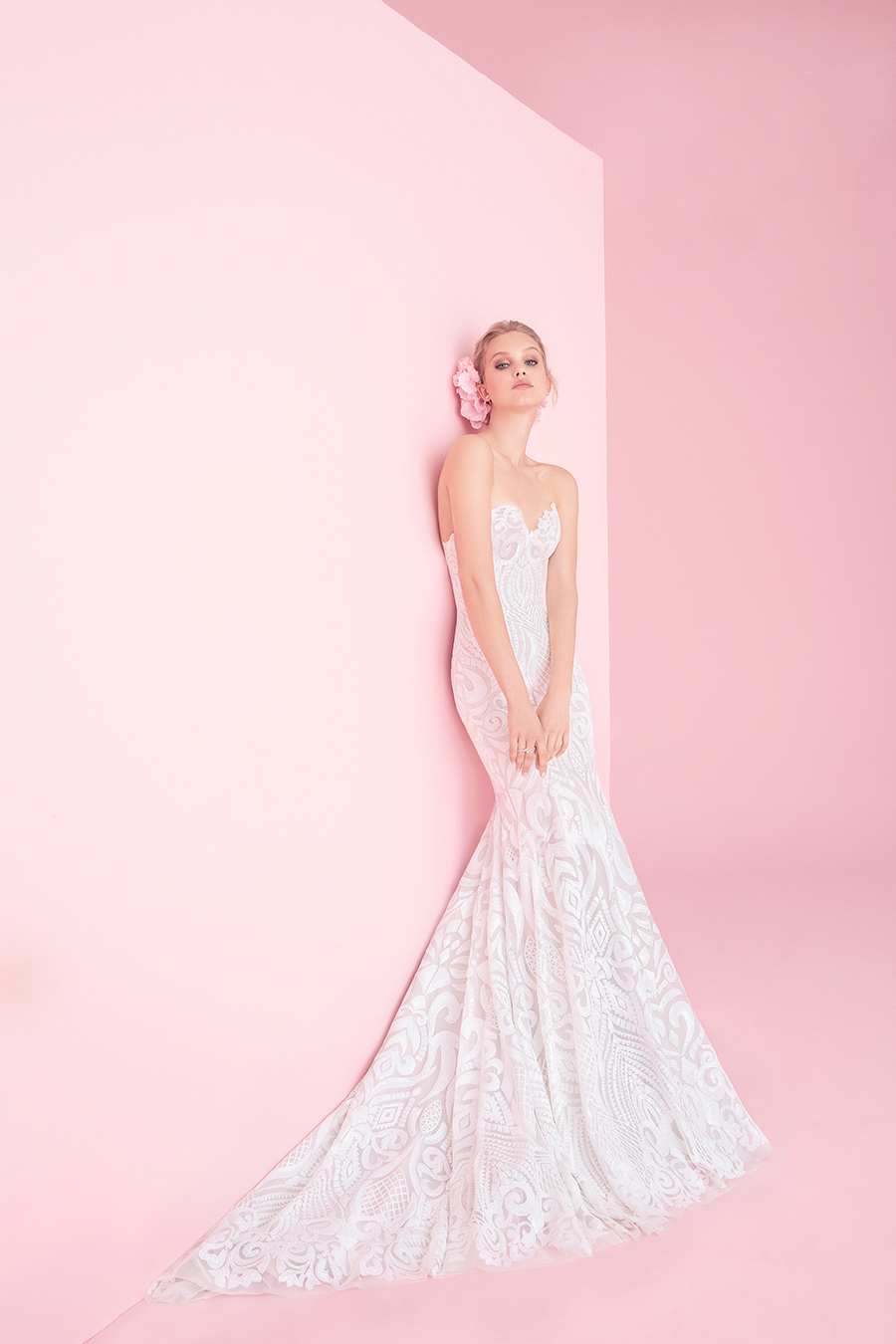 Blush by Hayley Paige Safyr Wedding Dress