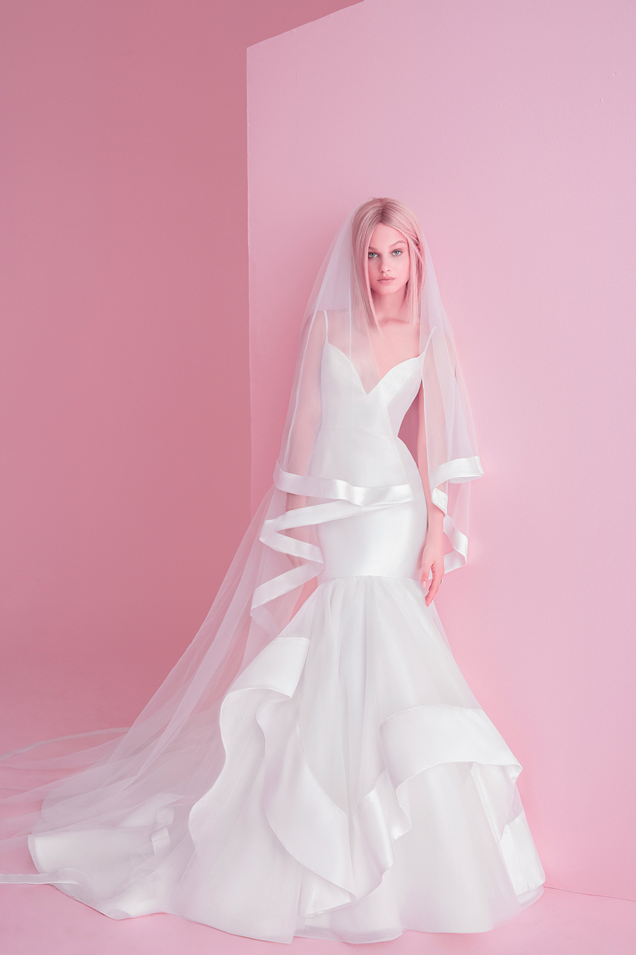 Nevada Gown from Hayley Paige Fall 2018