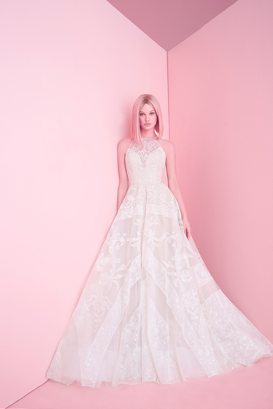 Hayley Paige Fall 2018 Maxwell Wedding Dress