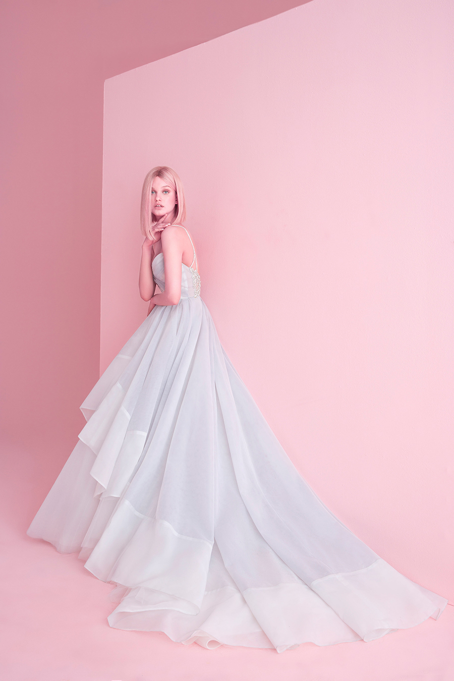 Hayley Paige Fall 2018 Billie Wedding Dress