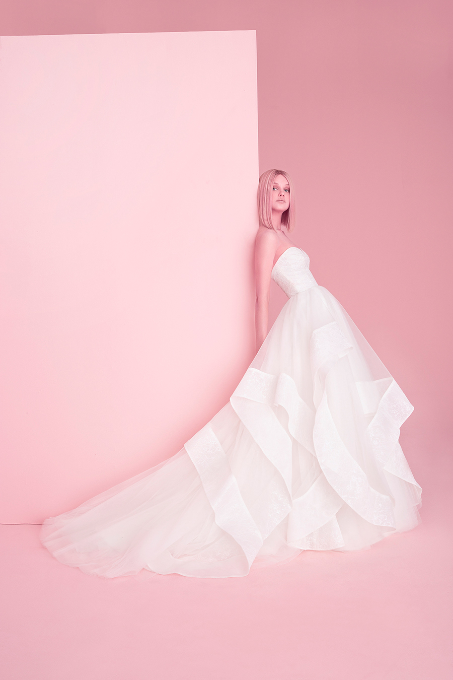 Hayley Paige Fall 2018 Quinn Wedding Dress