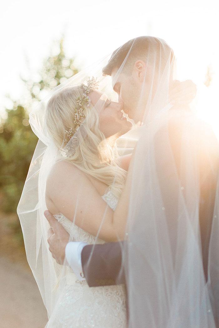 Rustic Chic California Wedding