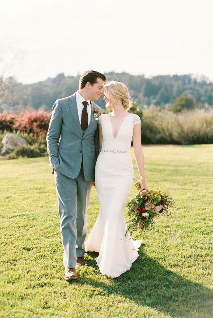 Rustic Chic Ranch Wedding