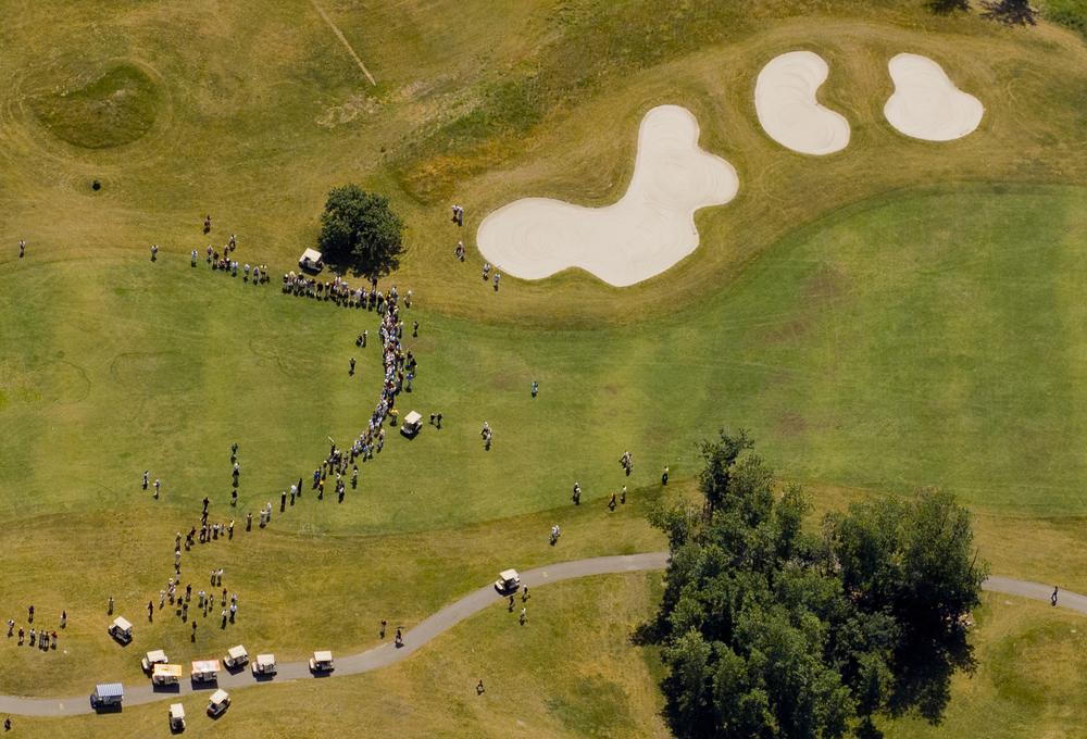 Golf Tournament, Montreal, Canada