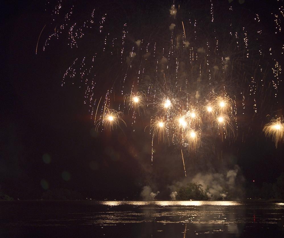 Fireworks, Laval, Quebec