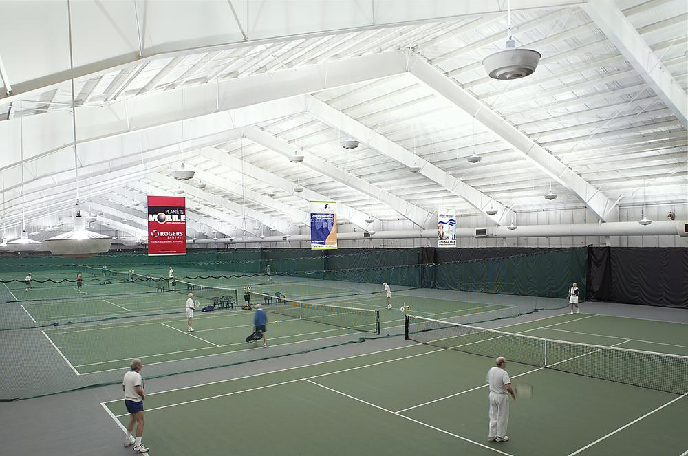 Indoor Tennis center, Montreal