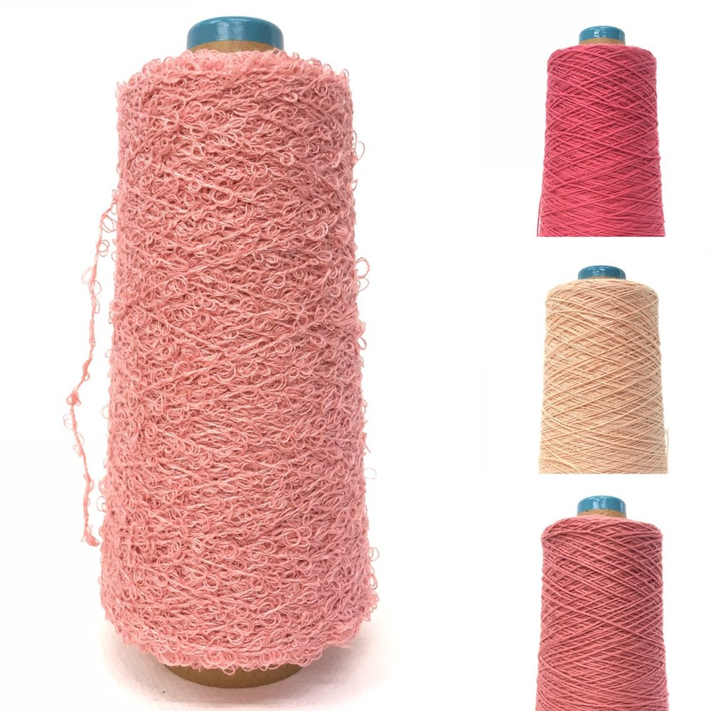 SAORI yarns are available through authorized distributors.