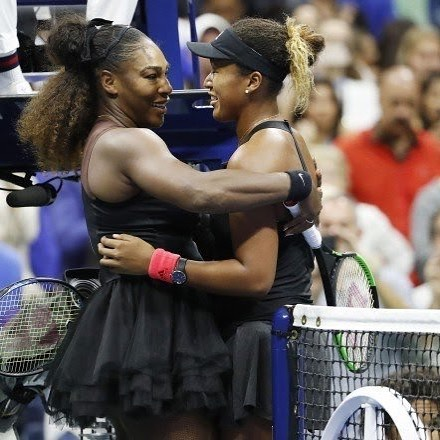 Congratulations, Naomi! And don't worry, there will be many, many, many more championships in your future. With the way you played today that cannot be denied! 🏆 . . Serena didn't deserve to lose this way. And we're certain you didn't want to win this way... #USopen⁠ . . . #BlackGirlInspiration