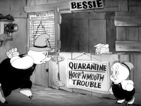 Supervision by Robert Clampett; Animation by Charles Jones; Musical Direction by Carl W. Stalling. A Looney Tune released in 1938.