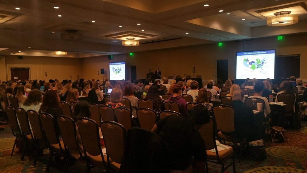 General Session Room with Laptop & Wireless Microphone Rental at Annual Conference at Clearwater Hotel Conference Room