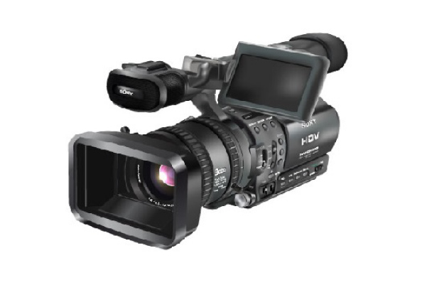 Video Camera Rentals - For recording your business meeting, sales training, testimonials or seminar. Or for large events where it is difficult for everyone to see the presenter/keynote speaker on stage, a