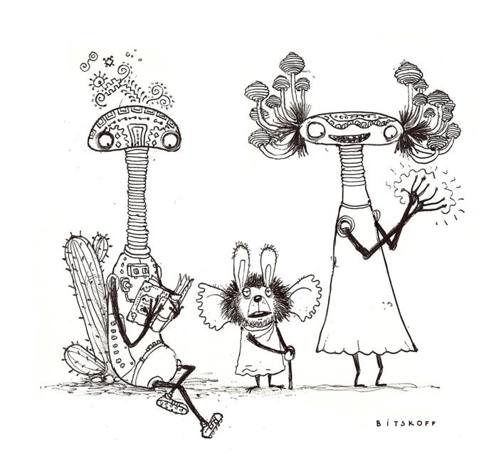 Mushroomaliens