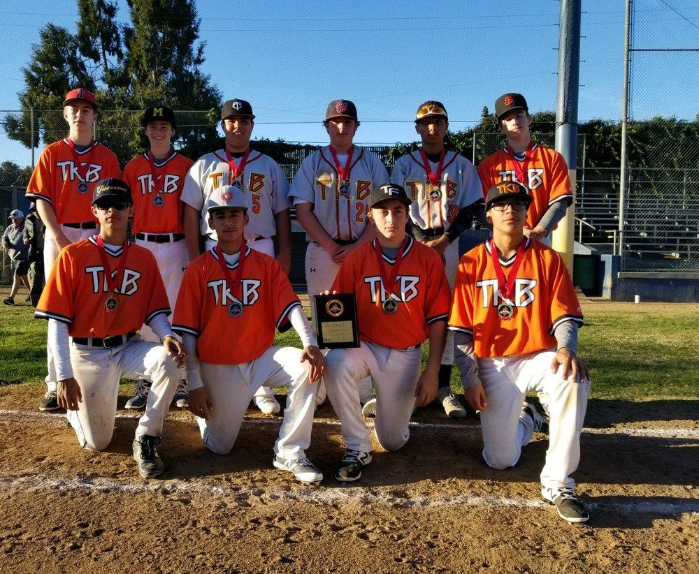 TKB 14U - Tournament Champions