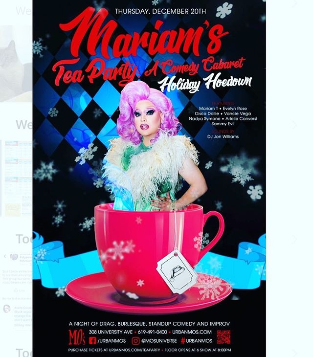 This show is going to be W I L D  Bring your dollars and let's get trashy  #dragqueen #dragshow #sddrag #instadrag #dragqueensofinstagram #trailerparkchic