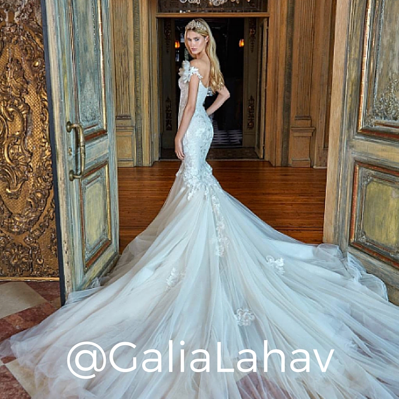 What's wedding planning without a little fantasy? You'll go crazy over these beautiful gowns.