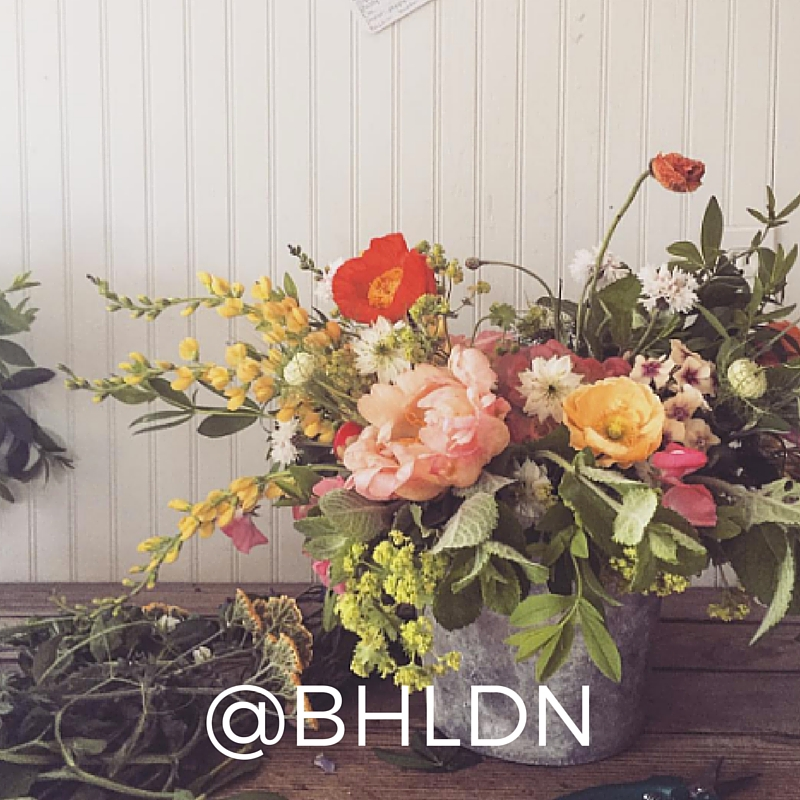 BHLDN Weddings showcases amazing vintage inspired fashion and decor. 393k followers agree.