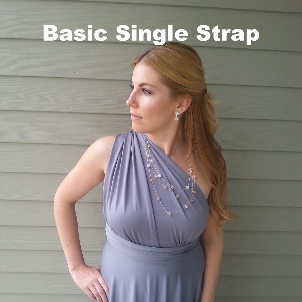 Basic Single Strap