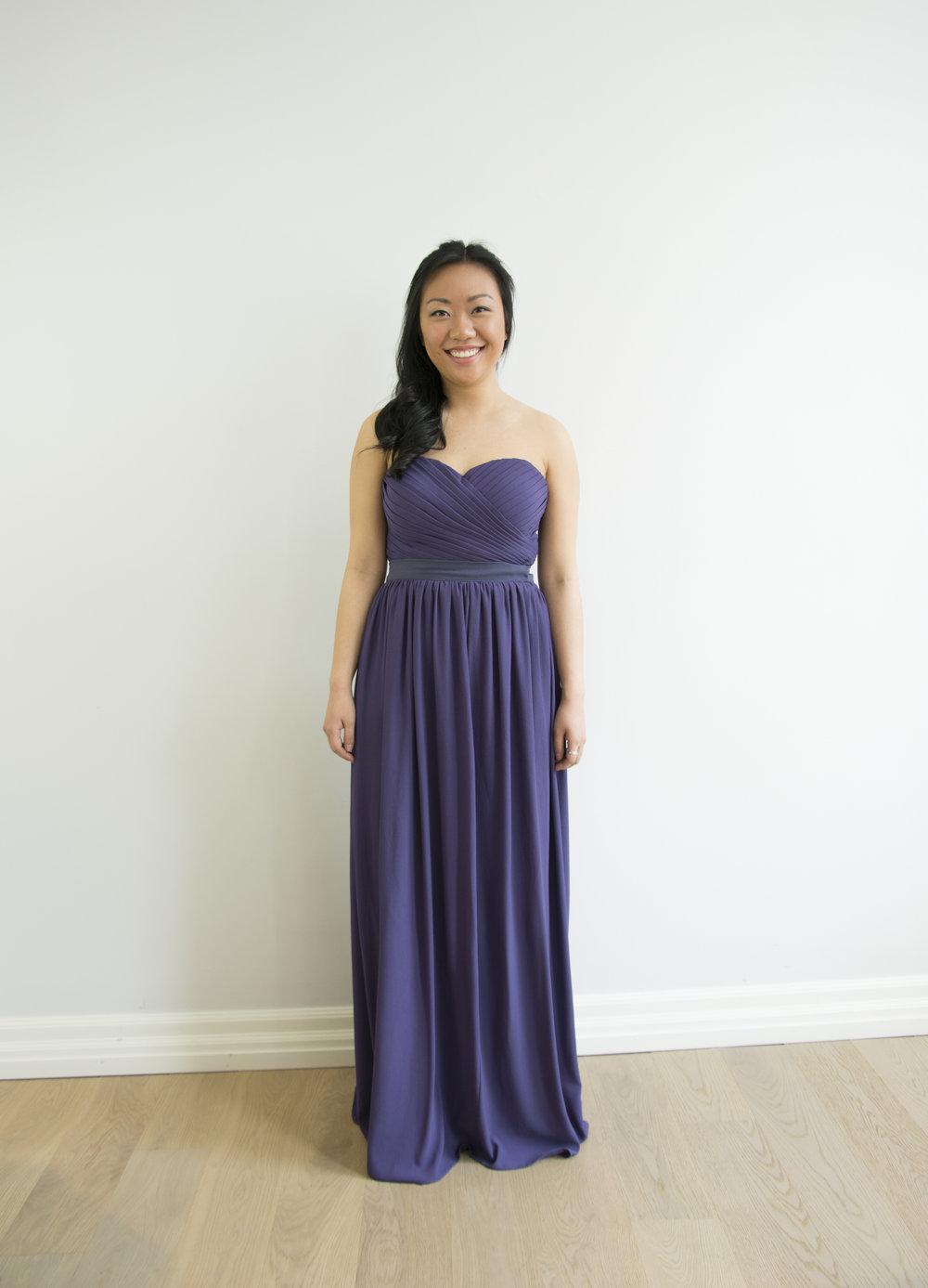 Ellen - Shown in Purple