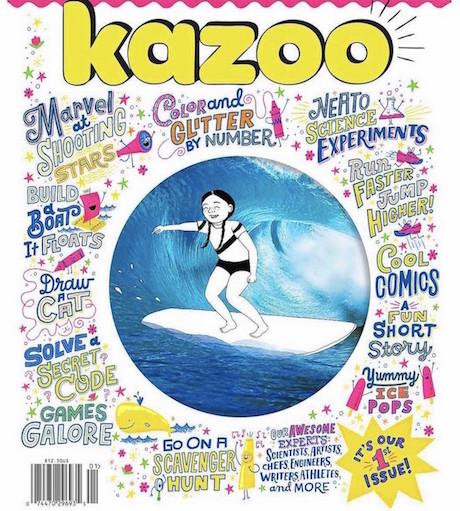 Photo Credit: Kazoo Magazine