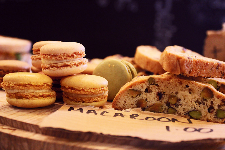 Macaroons from The Fields W5, Northfields, Ealing
