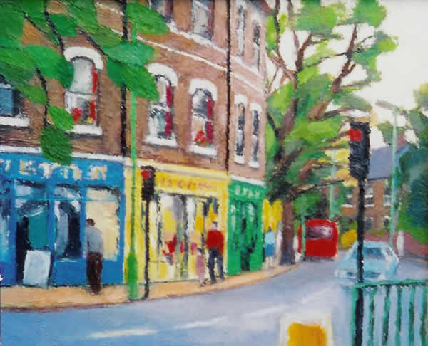 Ealing Art Group, Peter Filbey