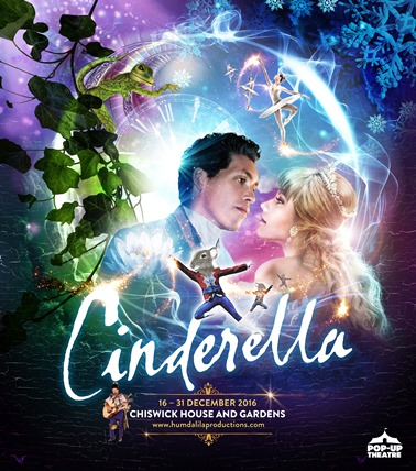 Cinderella - 16 - 31 December 2016, Chiswick House and Gardens