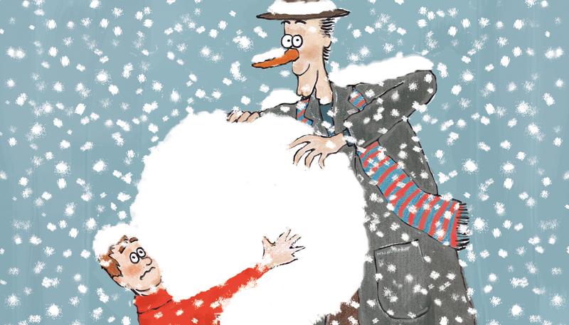 Snow Play - Christmas Show