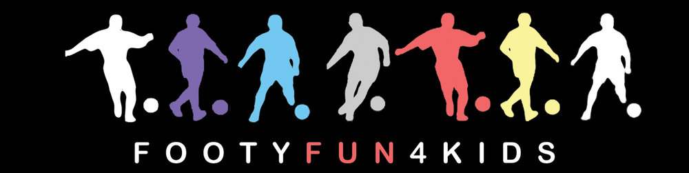 Footy Fun 4 Kids logo