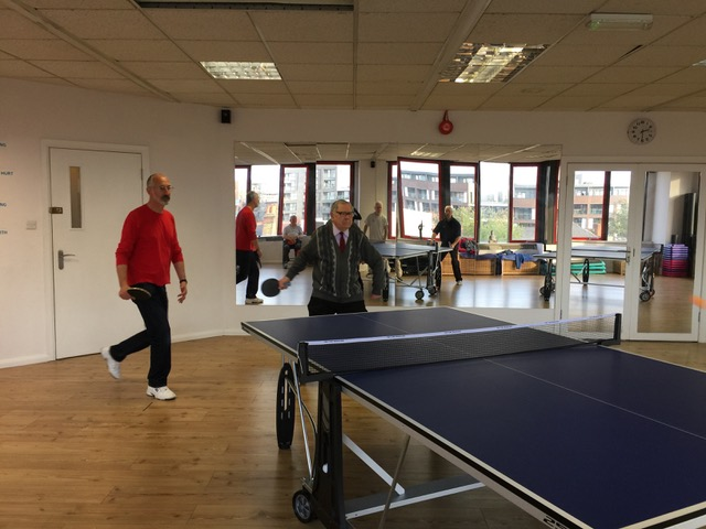 Table tennis clube Ealing