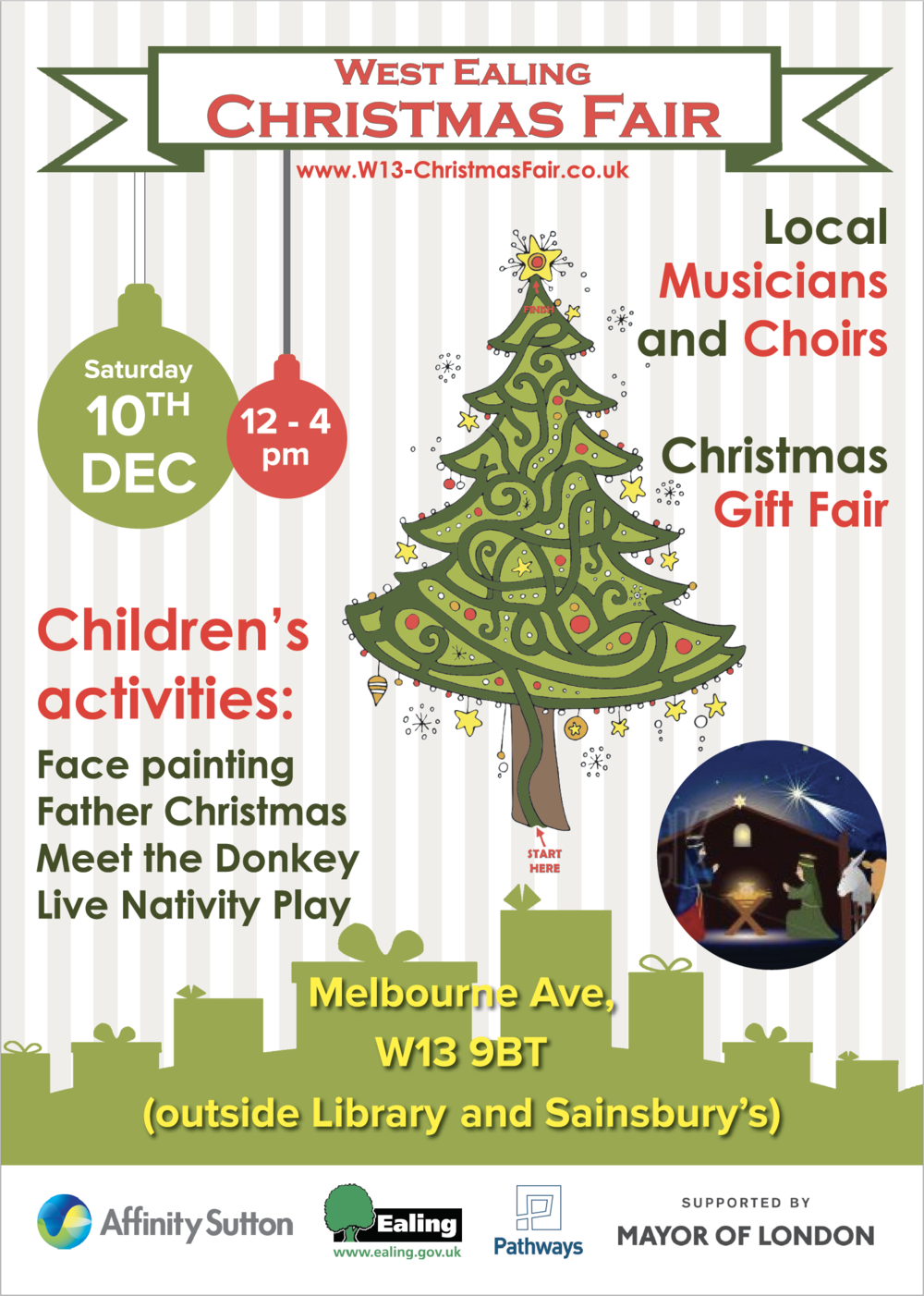 West Ealing Christmas Fair