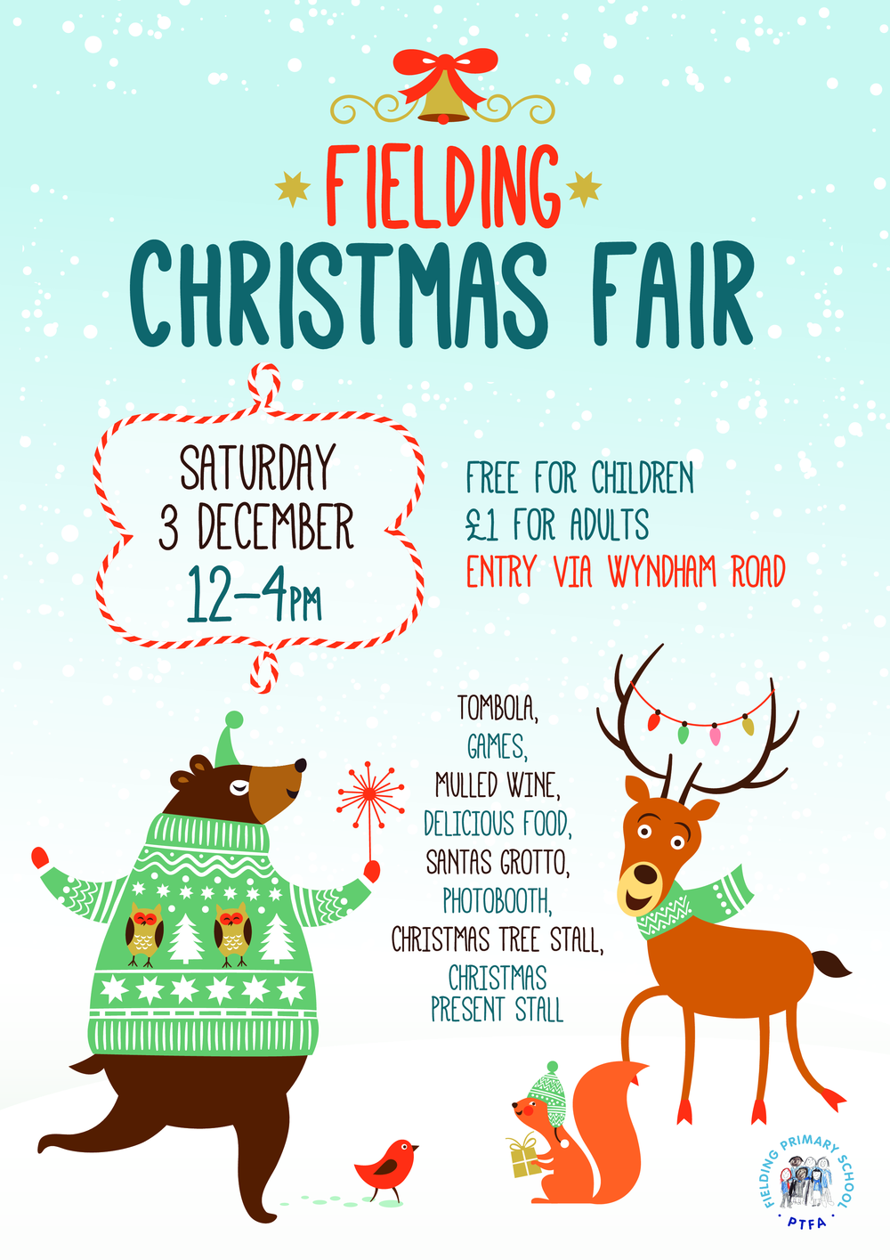 The Fielding Christmas Fair