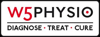 W5 Physio logo