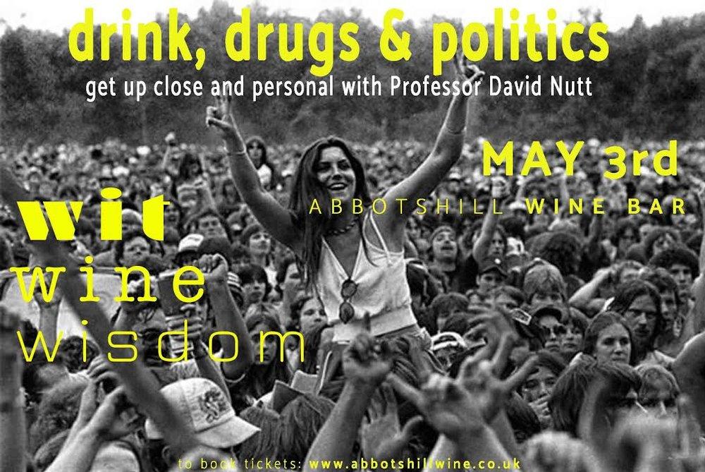 Drink, Drugs & Politics, Abbotshill