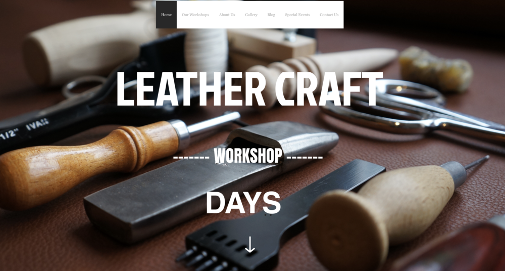 Leather Craft Workshop Days..png